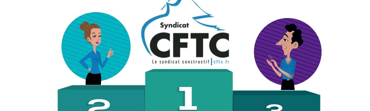 La CFTC 1ère des organisations syndicales représentatives