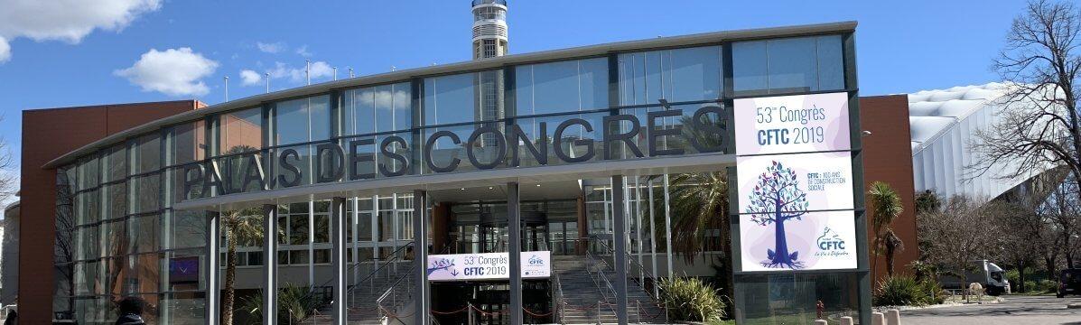 La CFTC tient son 53e congrès du 5 au 8 novembre 2019 à Marseille