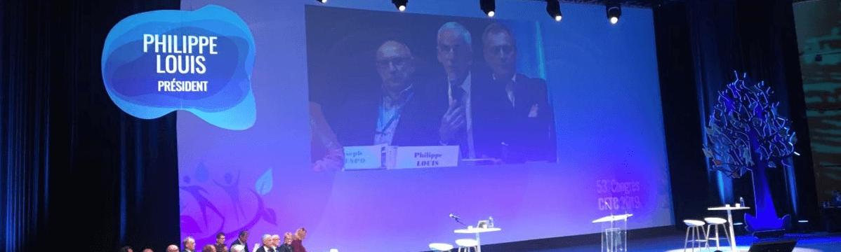 «Nous ne manquons pas d'idées, nous l'avons prouvé», Philippe Louis